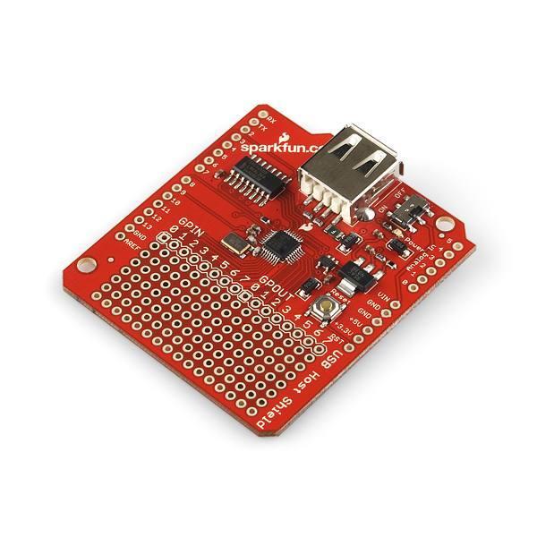 SparkFun USB Host Shield - DEV-09947 - SparkFun Electronics